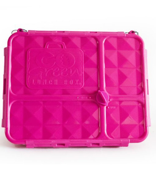 Medium Lunch Box - Pink