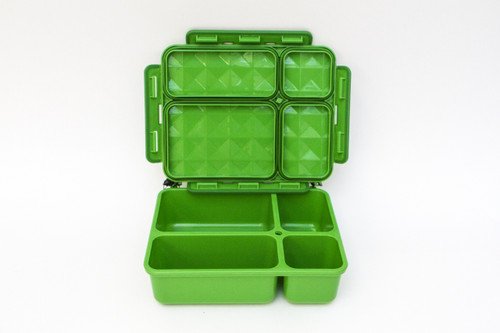Medium Lunch Box - Green