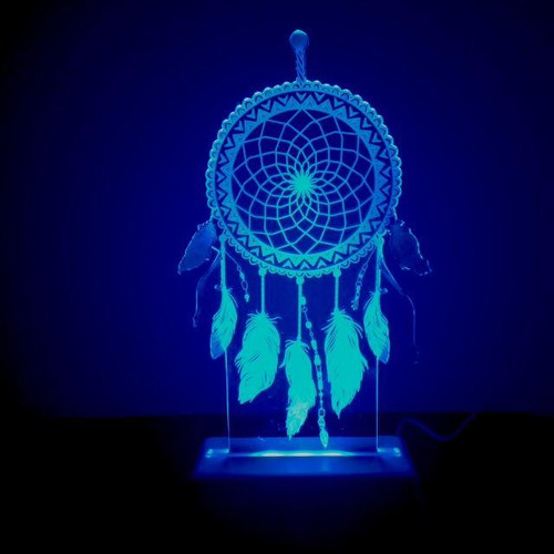 Dream Catcher - Dual Powered