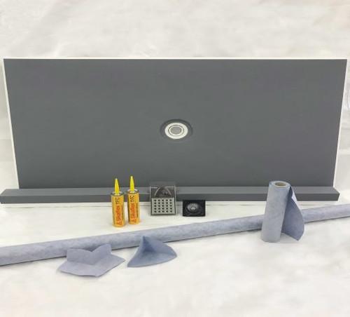 """48"""" x 48"""" WPM ProPan Kit - PVC"""
