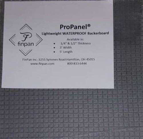 "PRO2503660: ProPanel 3' x 5' x 1/4"""