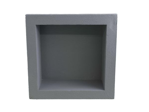 "PF301: PreFormed Square Niche w/ 12"" x 12"" opening"