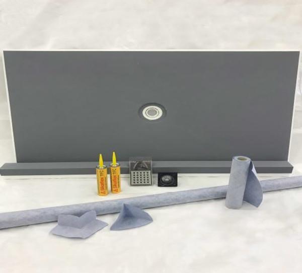 """PROWPMKIT500PVC: 48"""" x 48"""" WPM ProPan Kit - PVC"""