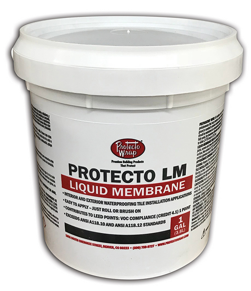 Protecto Deck LM Liquid Membrane - 1 Gallon