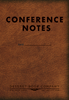 Conference Notes Journal: The Prompting - Small*