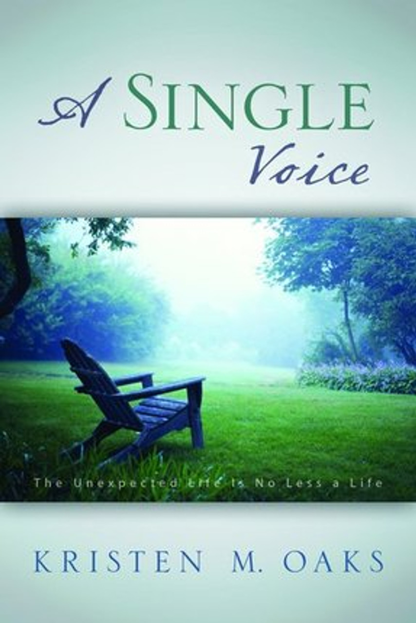 A Single Voice (Paperback) *