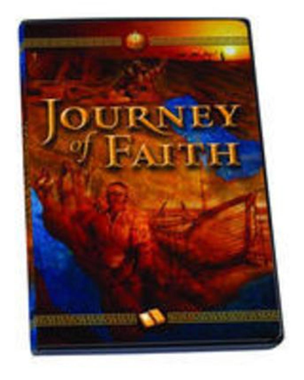 Journey of Faith (DVD) *