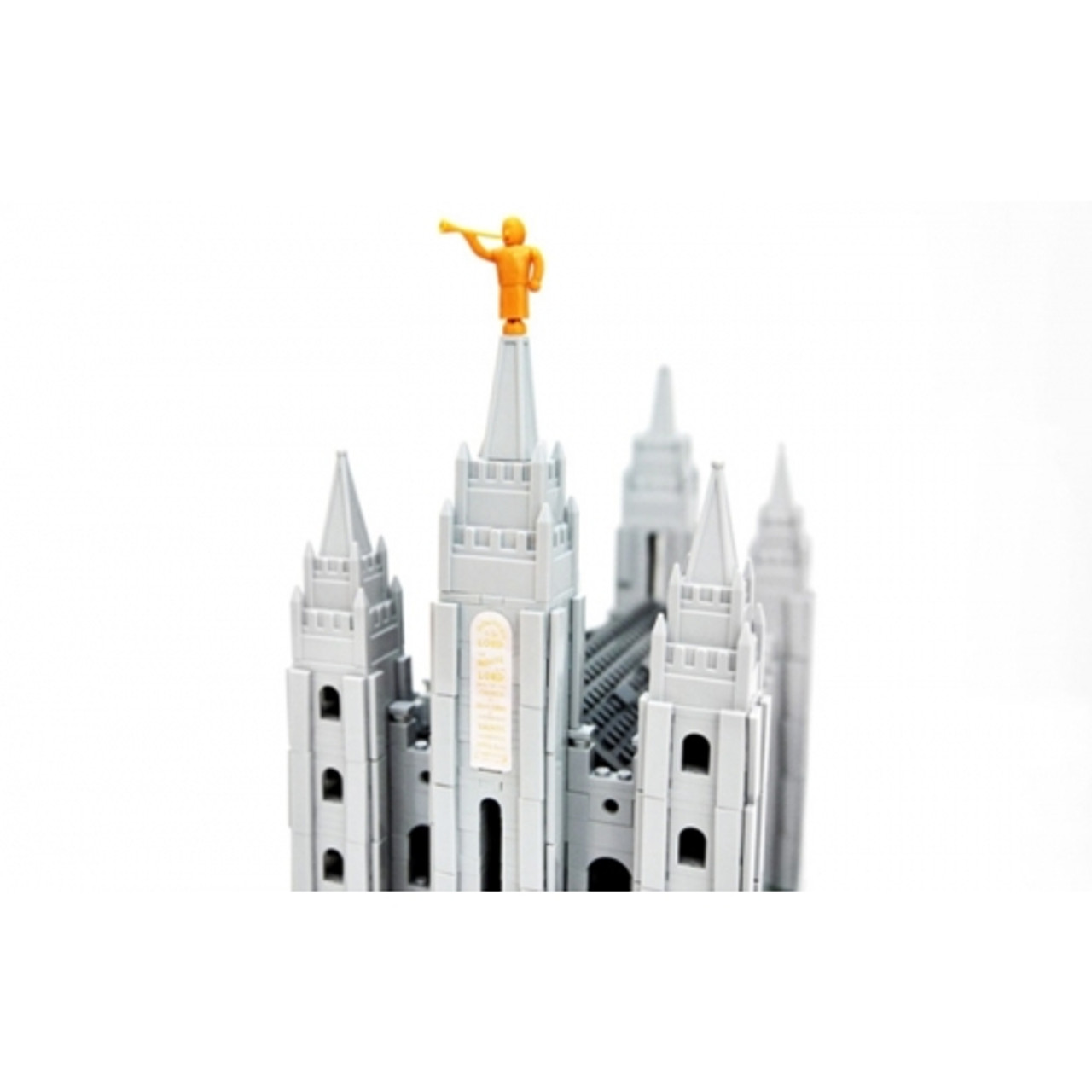 Brick Set - Large Salt Lake Temple*