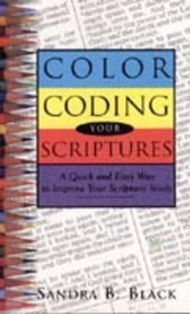 Color Coding Your Scriptures (Paperback) *