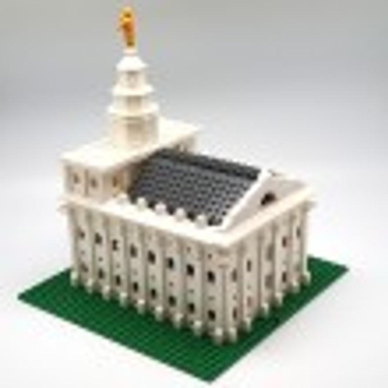 Brick Set - Nauvoo Temple*
