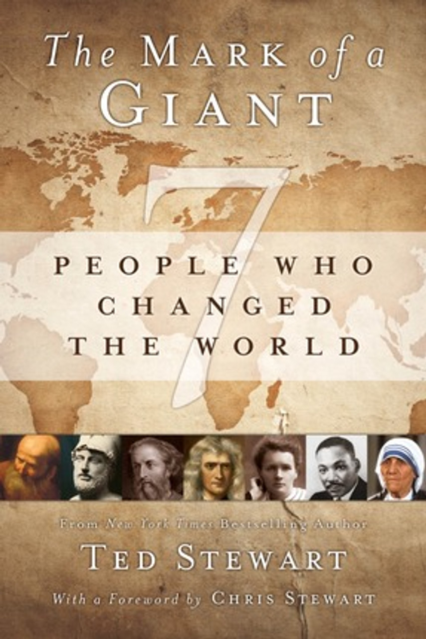 The Mark of a Giant: 7 People Who Changed the World (Hardcover) *