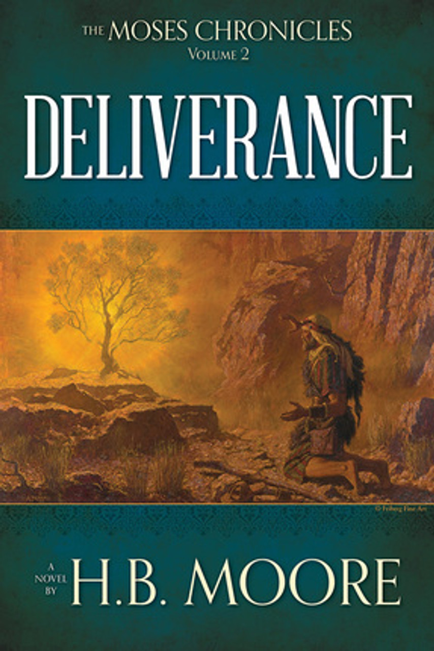 The Moses Chronicles, Vol  2: Deliverance (Book on CD) *