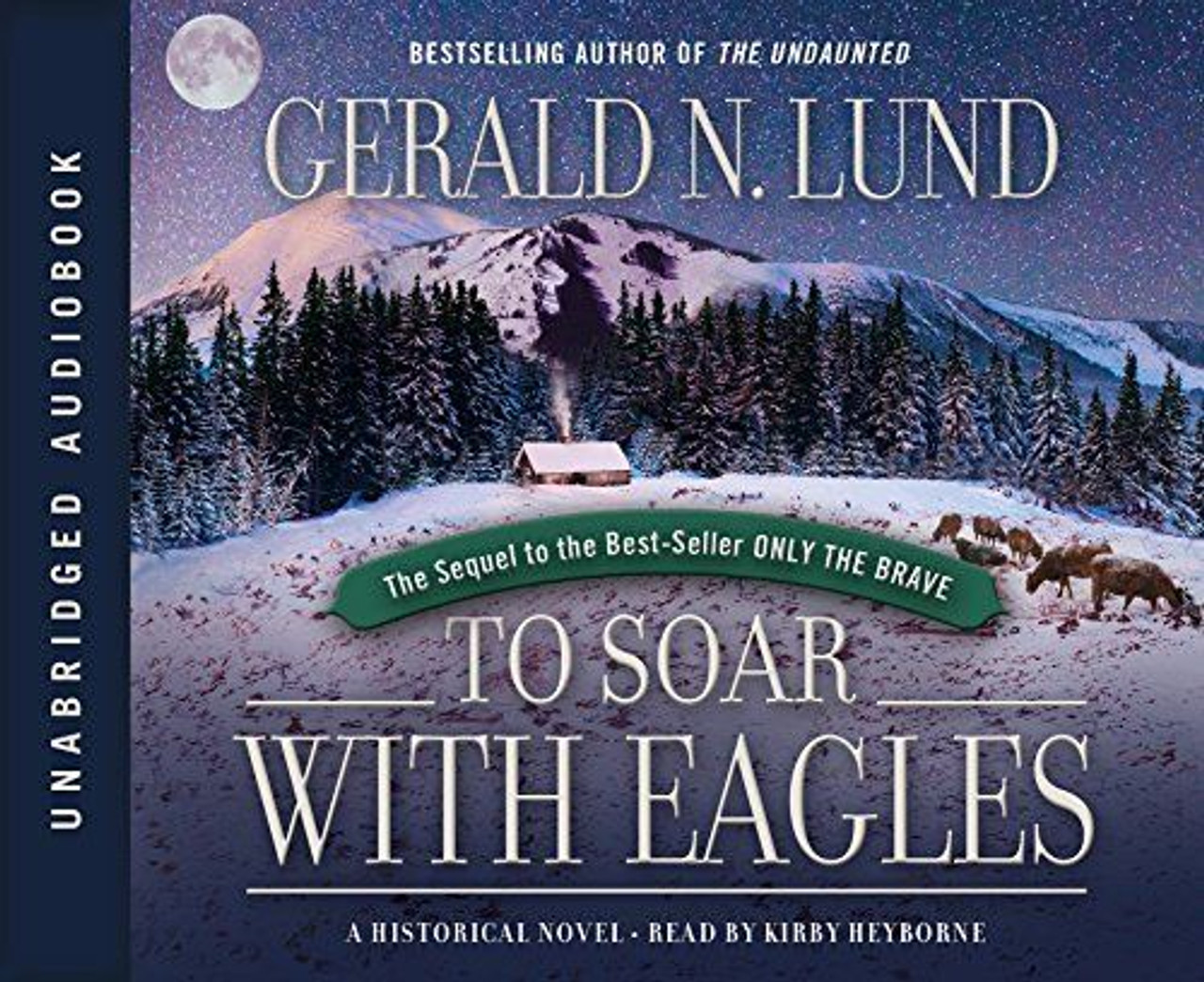 To Soar with Eagles: The Continuing Saga of the San Juan Pioneers Vol 2  (Book on CD) *