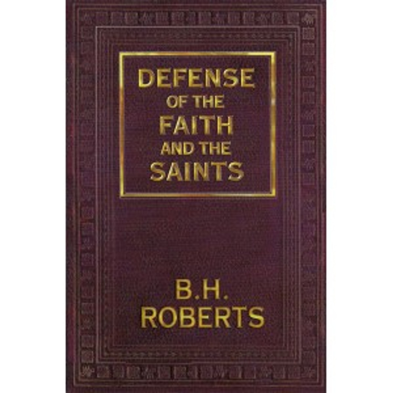 Defense of the Faith and the Saints (Paperback) *