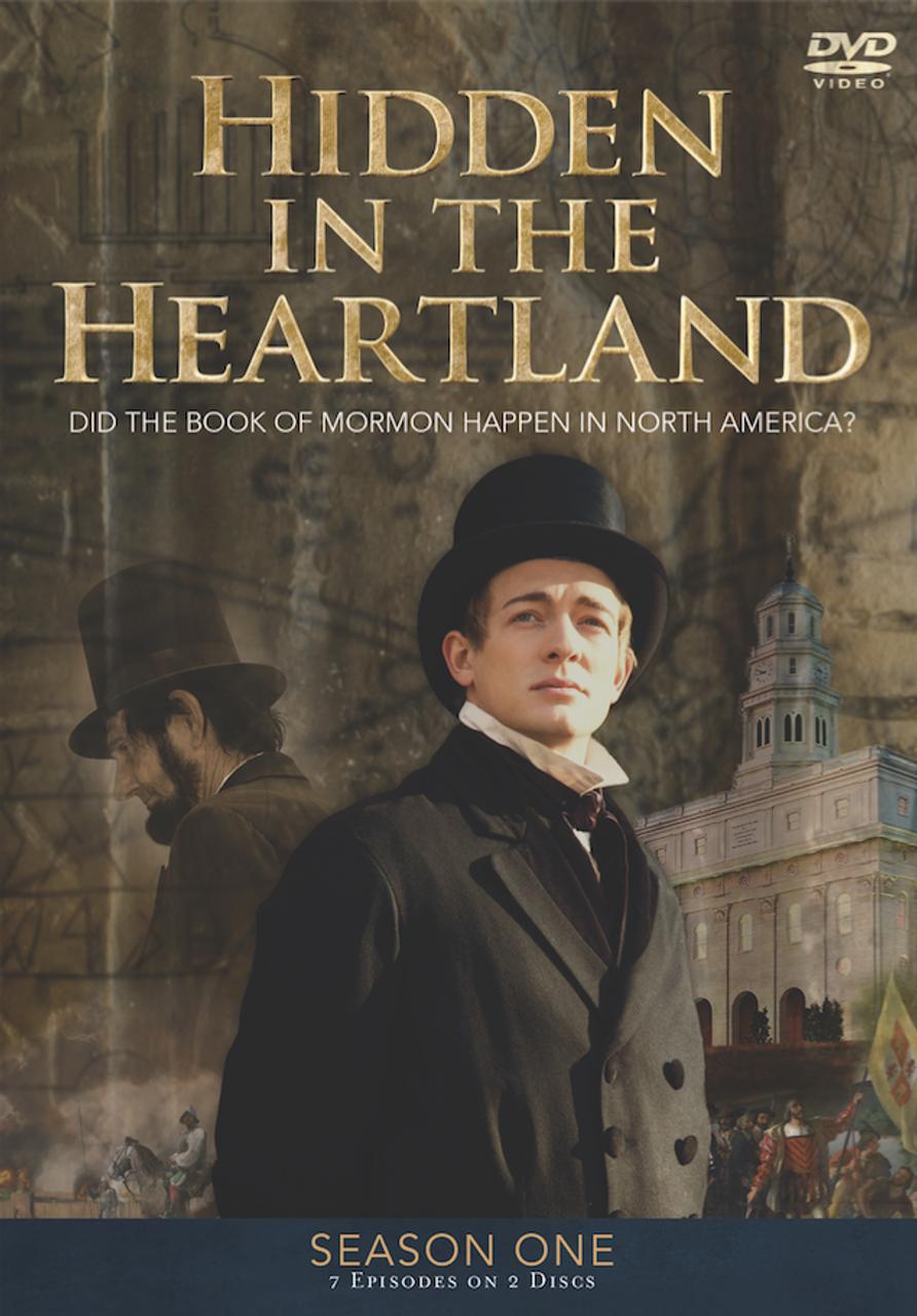 Hidden in the Heartland(DVD) *