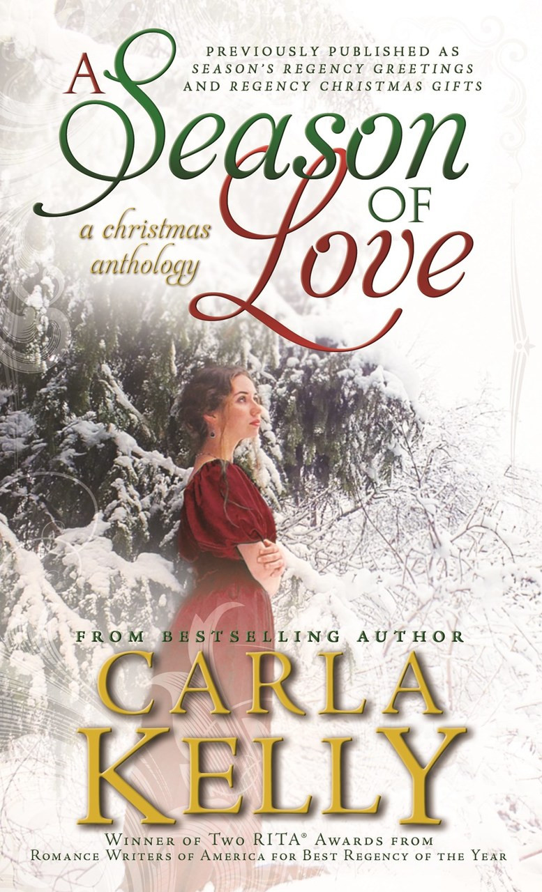 A Season of Love: A Christmas Anthology  (Paperback) *