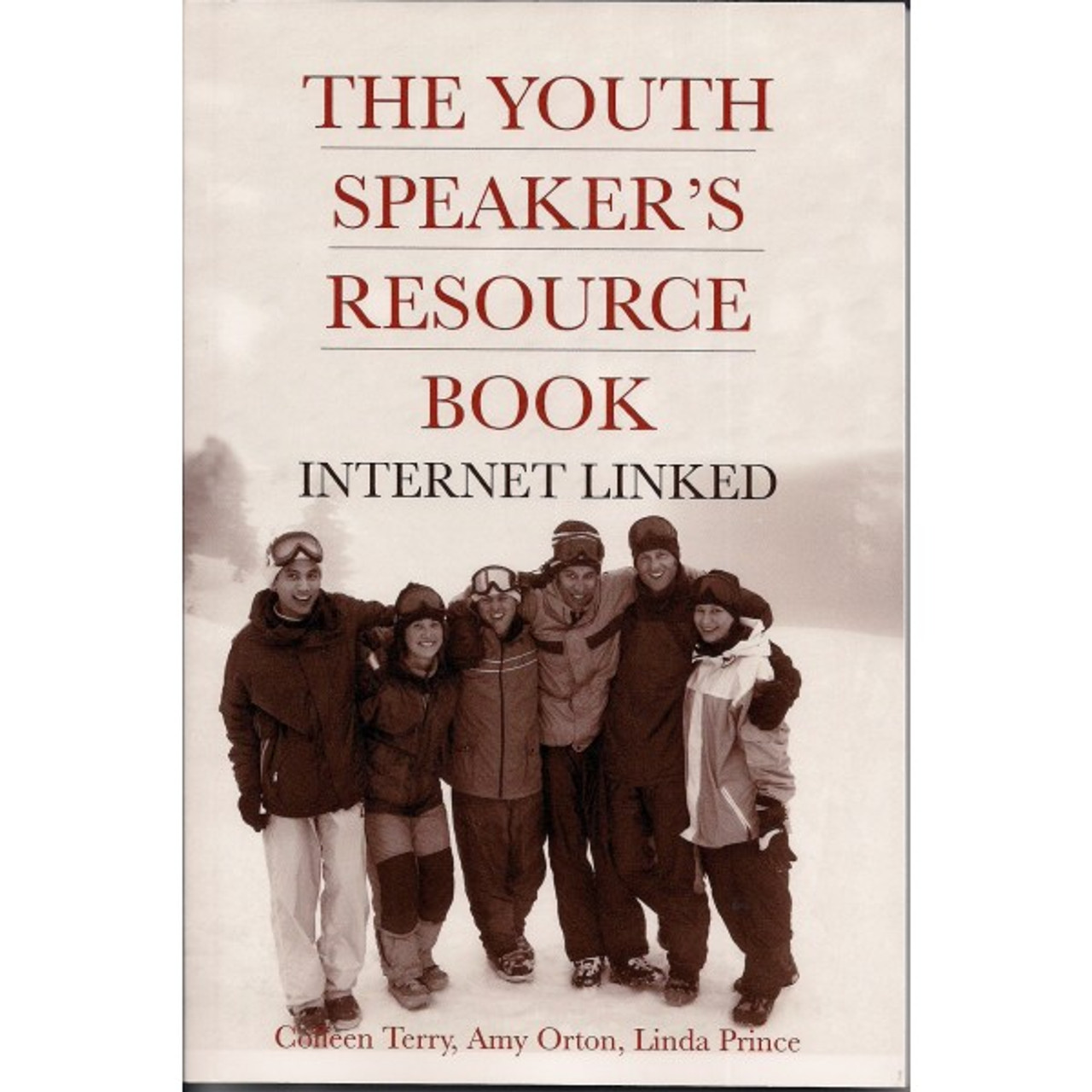 Youth Speaker's Resource Book (Paperback) *