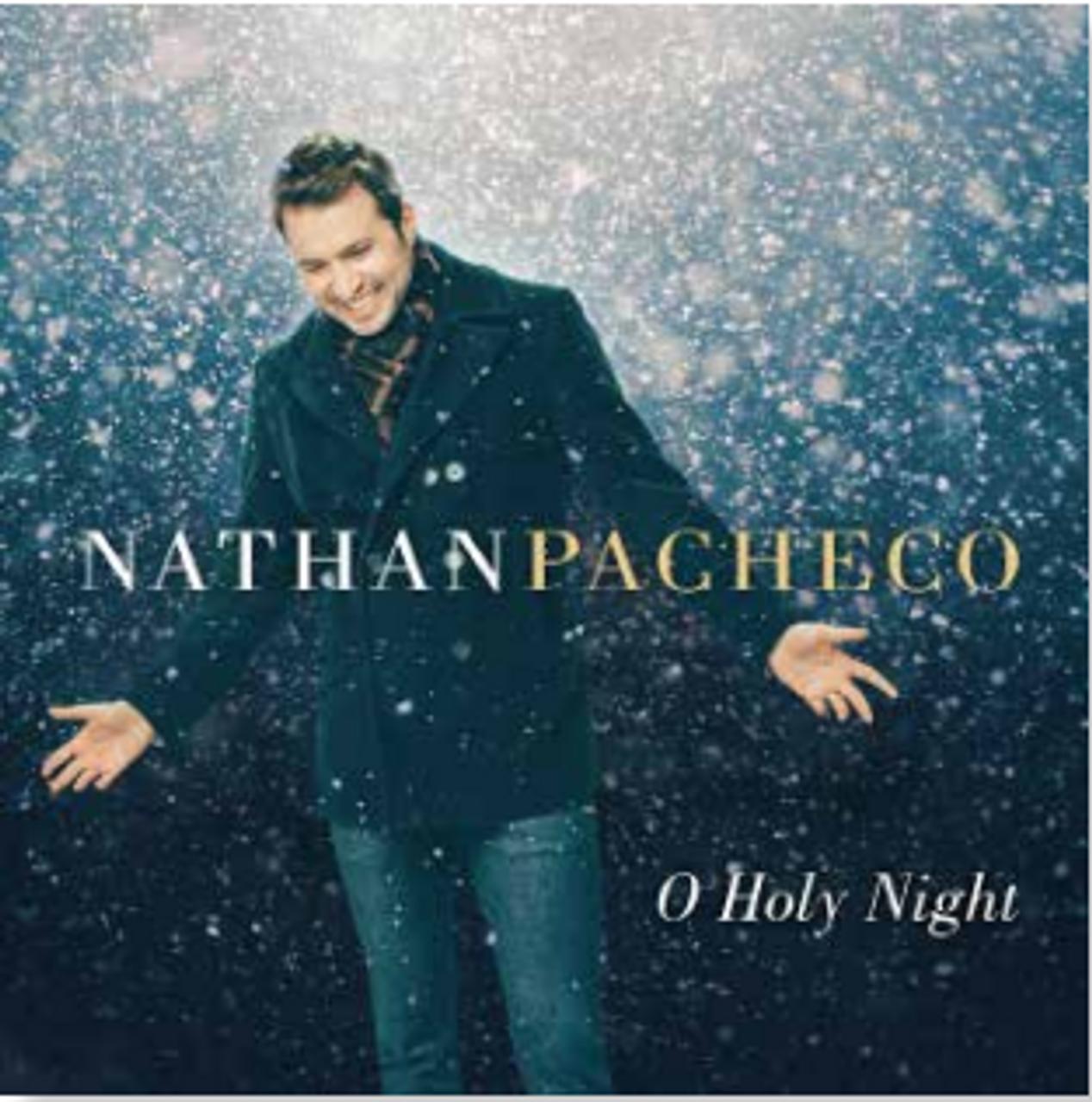 O Holy Night With Nathan Pacheco (Music CD) *
