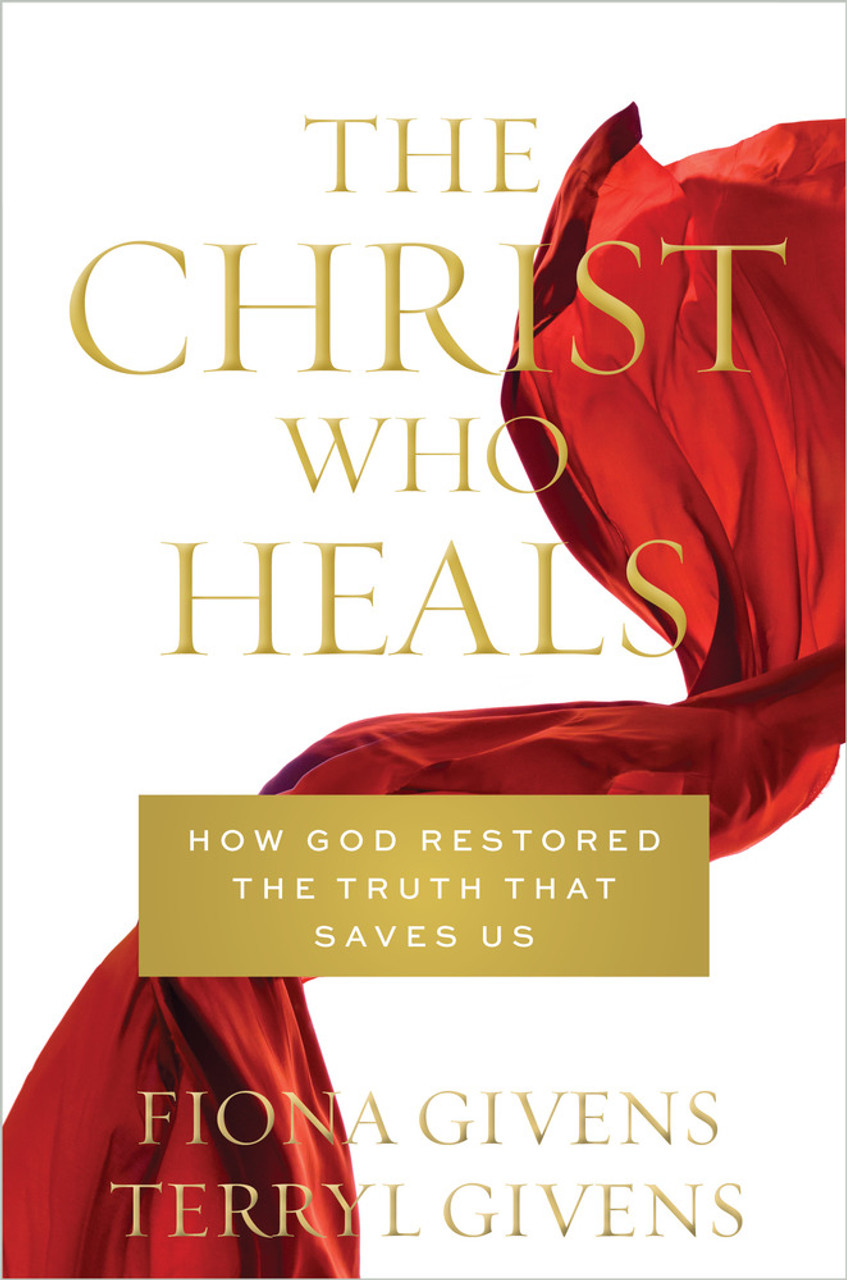 The Christ Who Heals (Hardcover) *