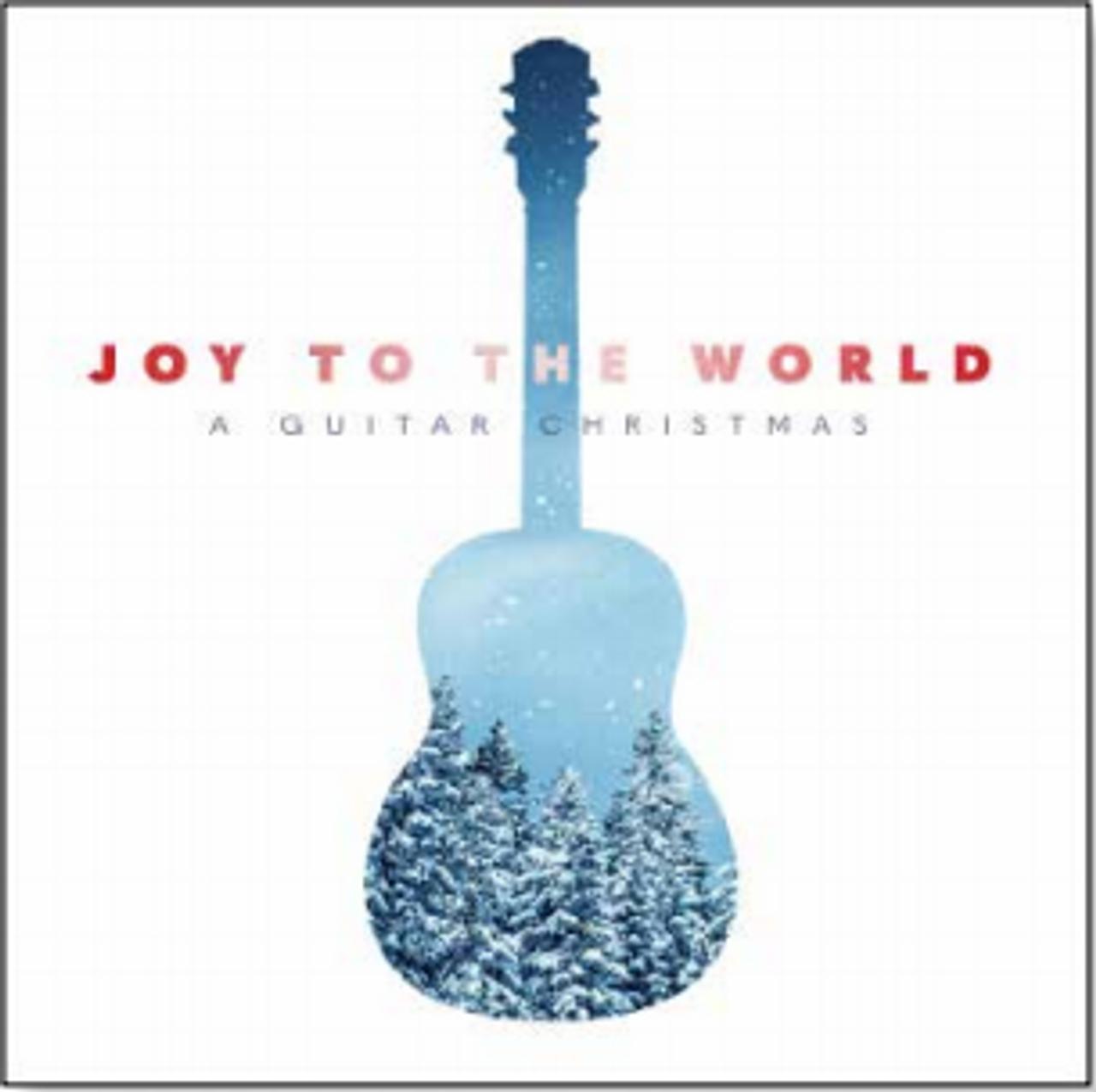 Joy To The World - A Guitar Christmas (Music CD) *