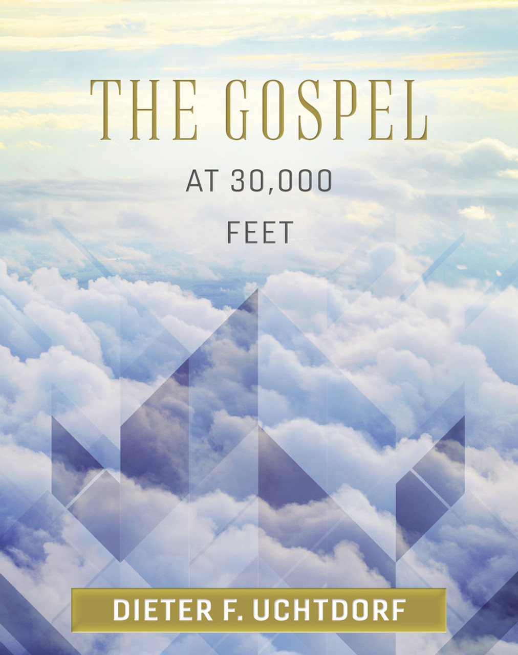 The Gospel At 30,000 Feet (Hardcover)*