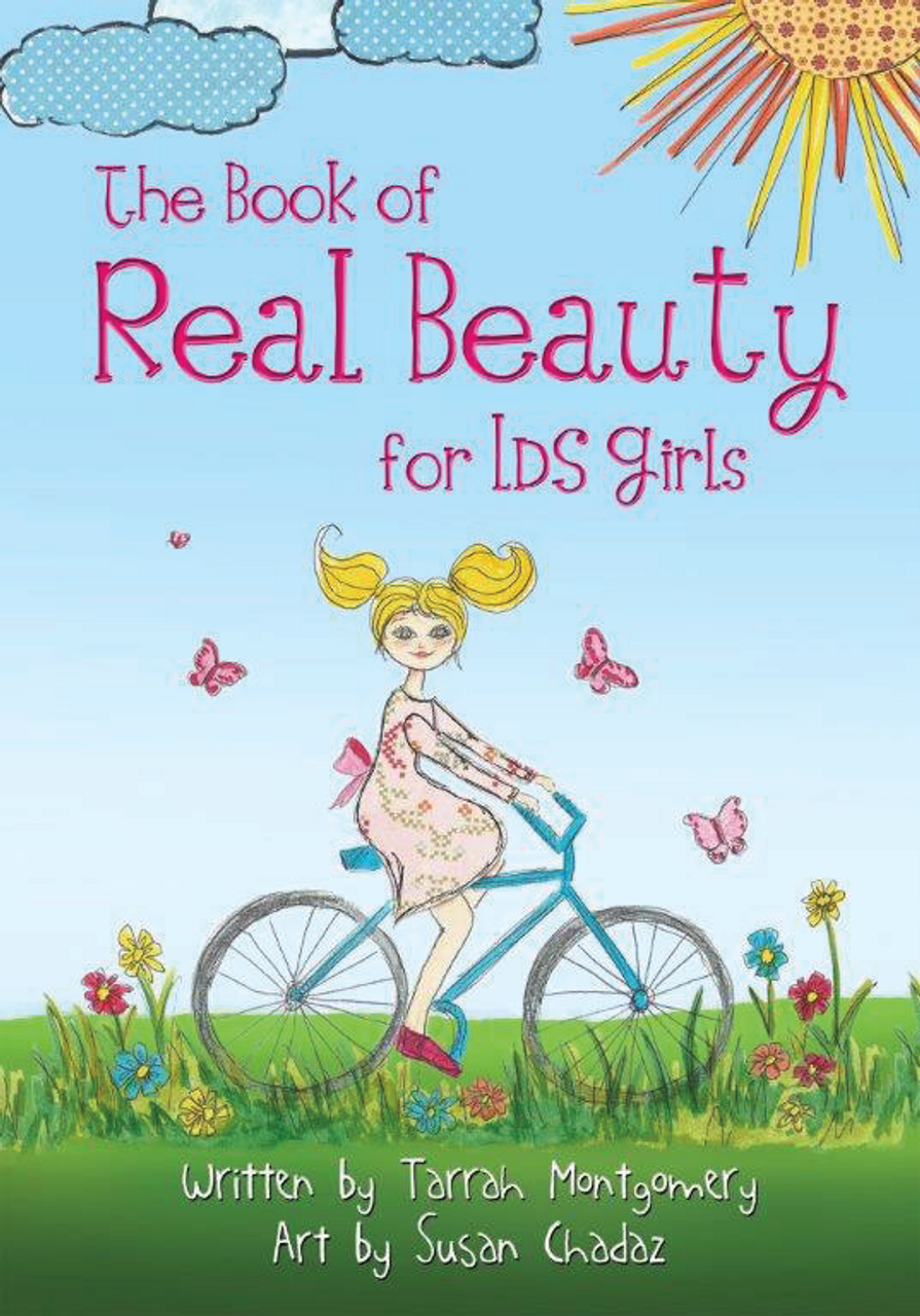 The Book of Real Beauty for LDS Girls (Paperback) *