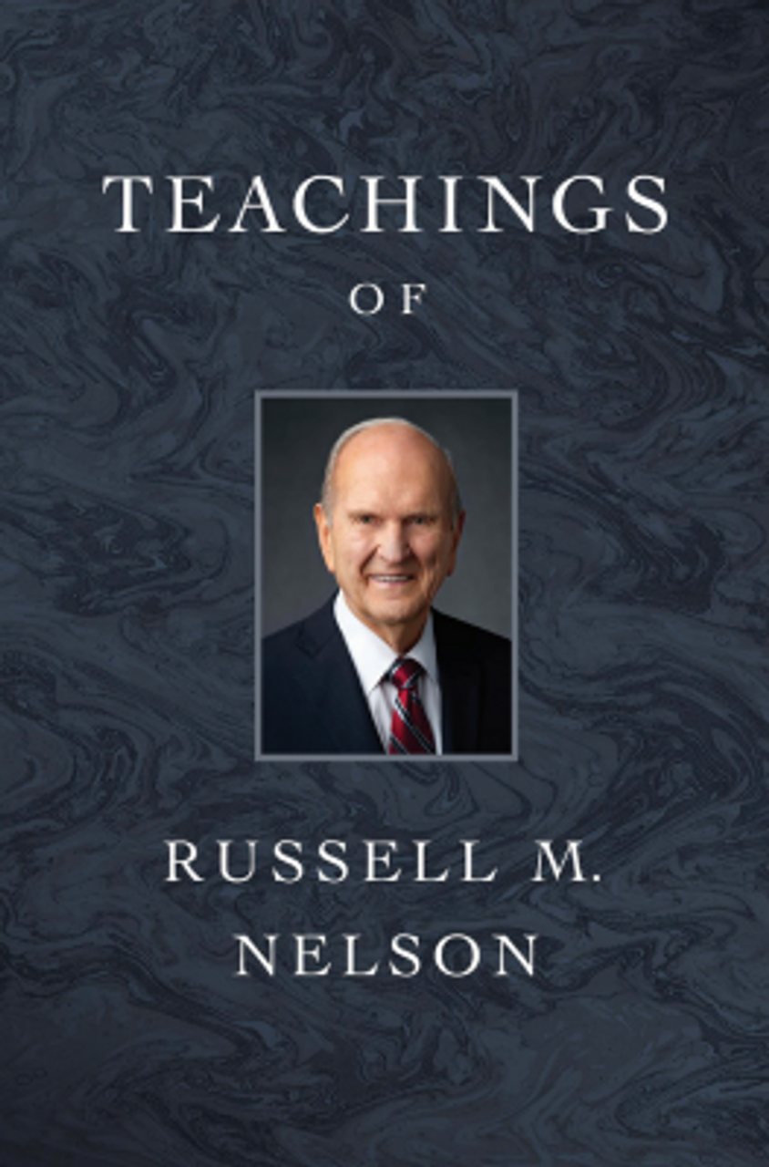 Teachings of Russell M. Nelson (Hardcover)*