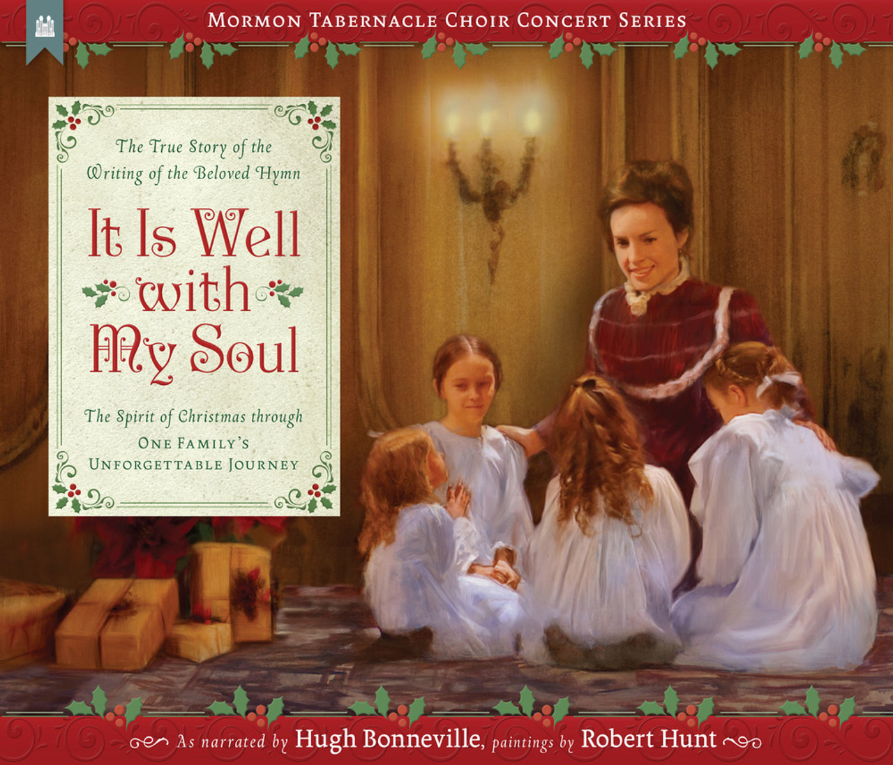 It Is Well With My Soul: The True Story of the Beloved Hymn (Hardcover)*