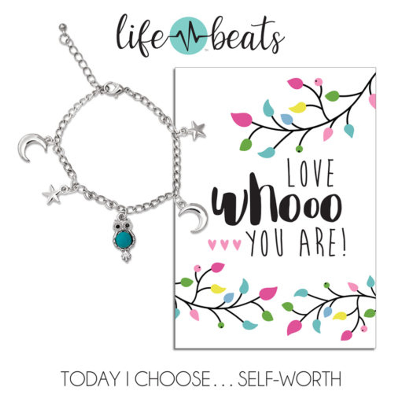 Love Whooo You Are Bracelet