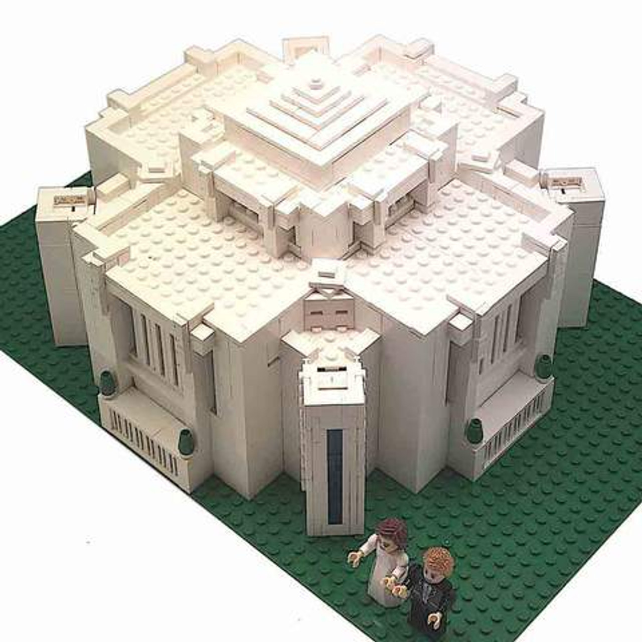 Brick Set - Cardston Temple * Now Shipping