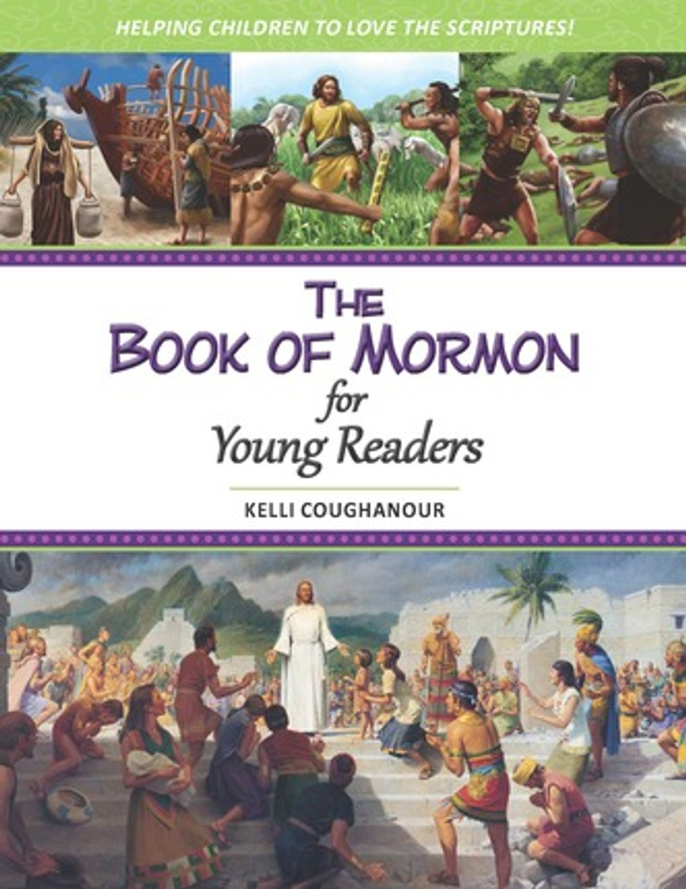 The Book of Mormon for Young Readers (Hardcover)