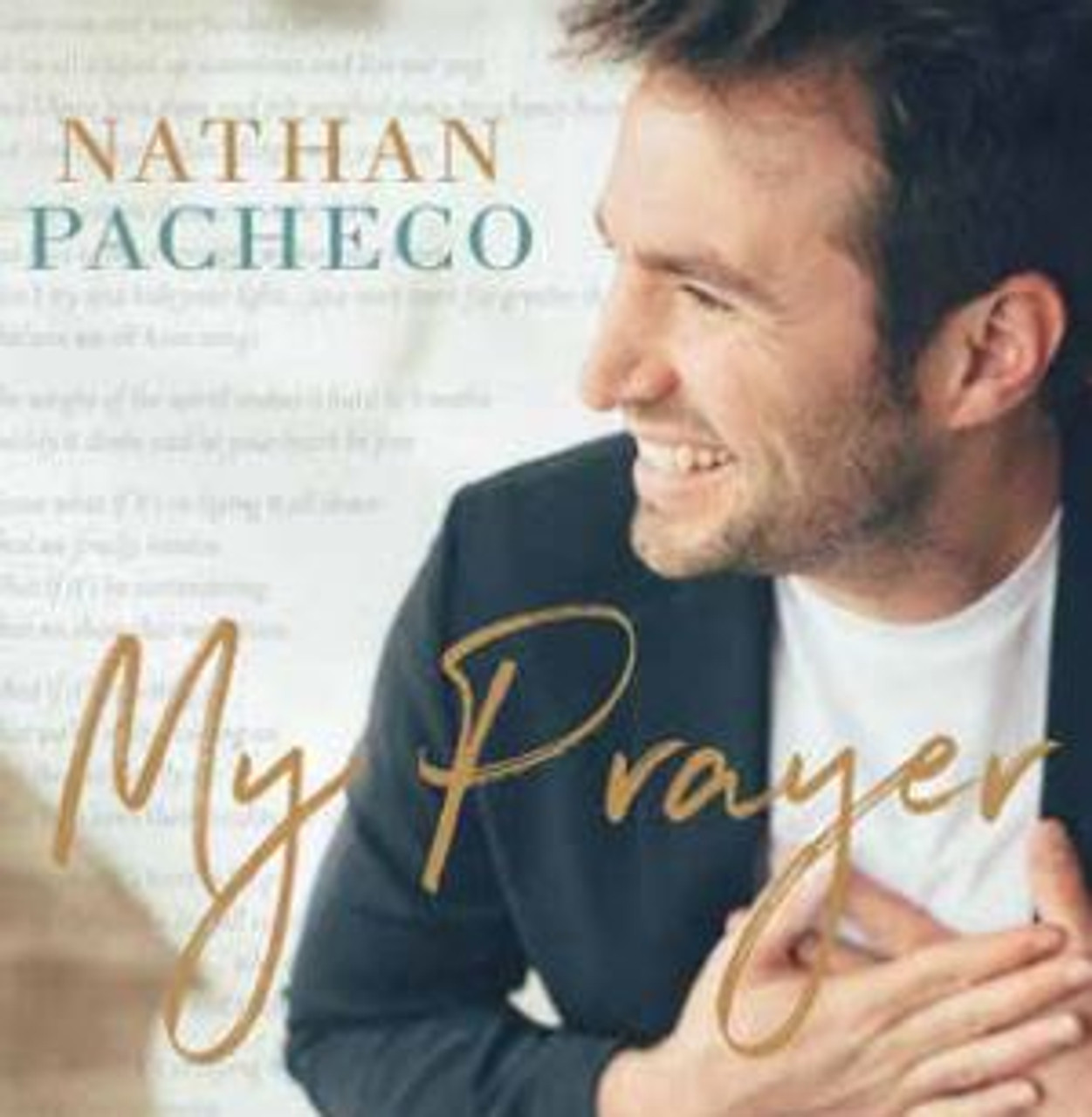 My Prayer (Music Cd)