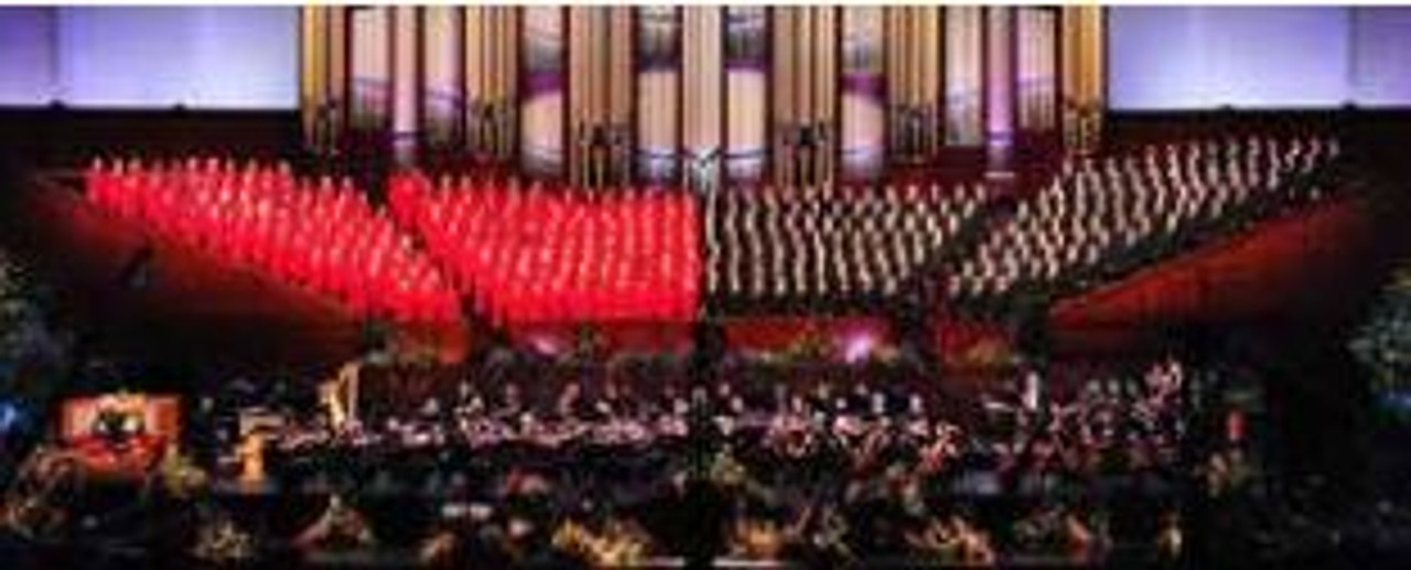 Let Us All Press On (Mucic on CD) Tabernacle Choir At Temple Square