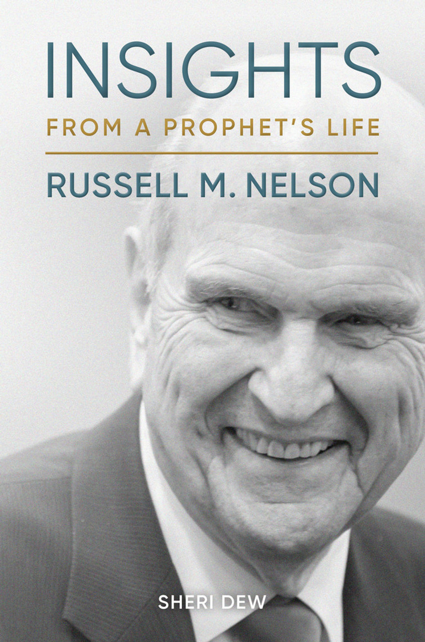 (Book On CD) Insights from a Prophet's Life: Russell M. Nelson - Unabridged