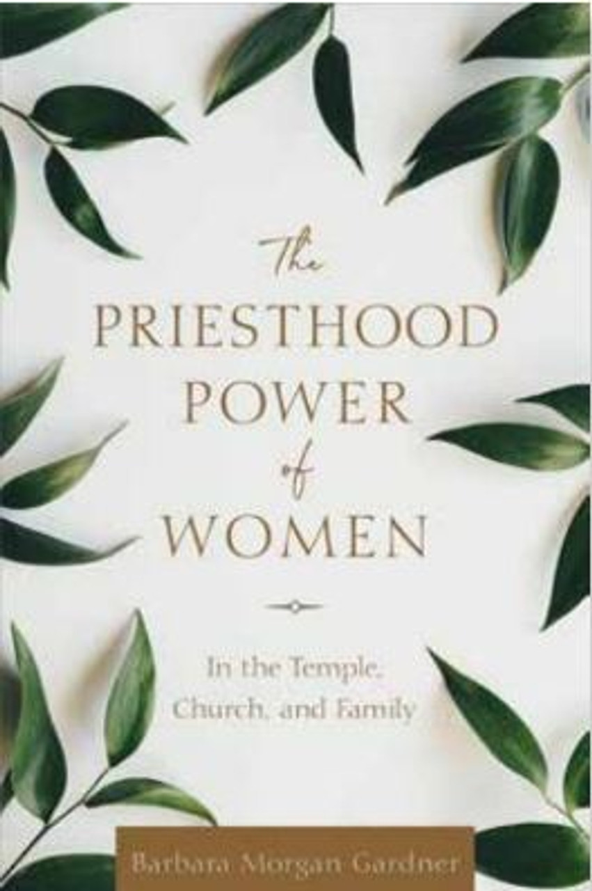 The Priesthood Power of Women: In the Temple, Church & Family (CD)*