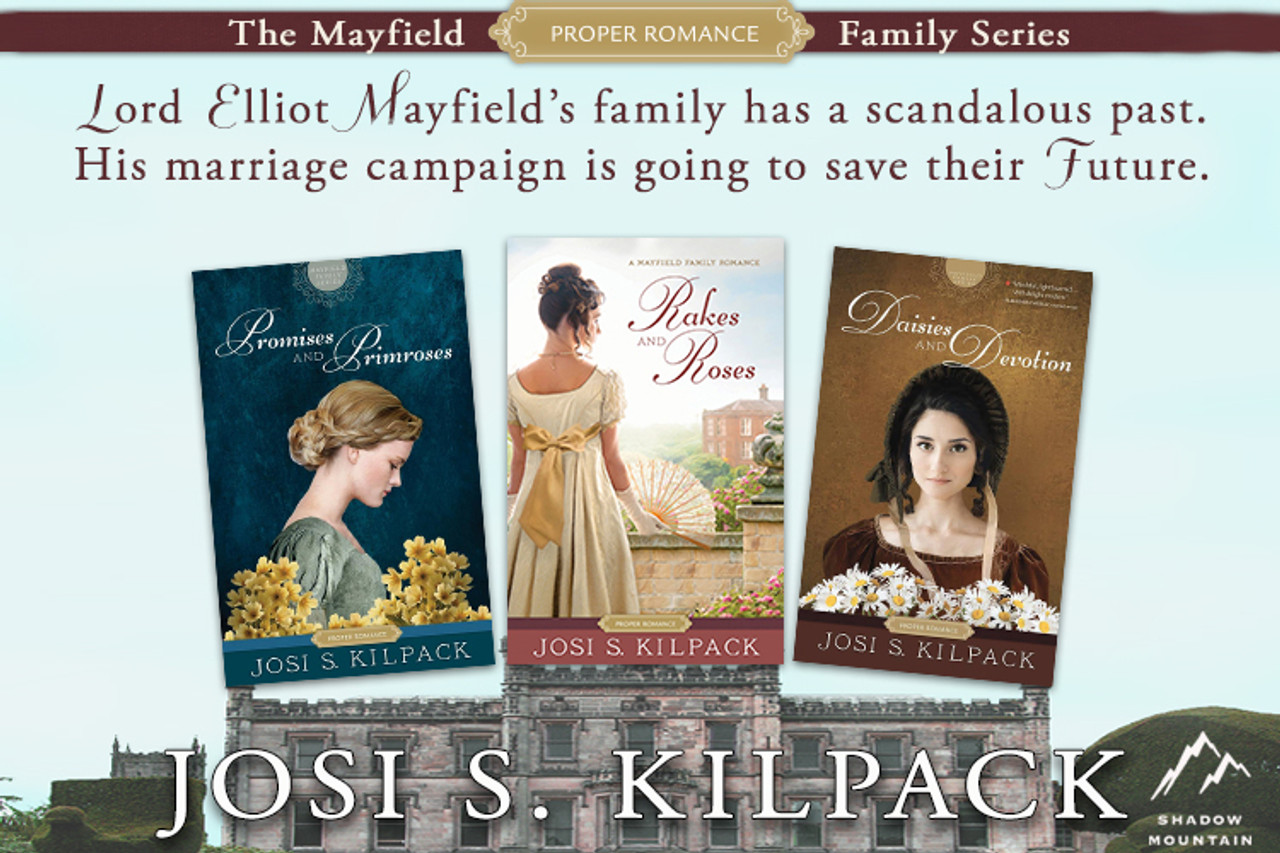 Proper Romance: Mayfield Family V3 Rakes and Roses (Paperback)*