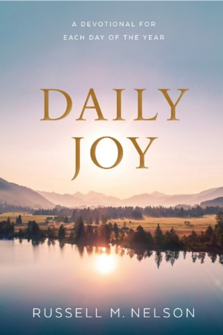 Daily Joy: A Devotional for Each Day of the Year (Hardback) *