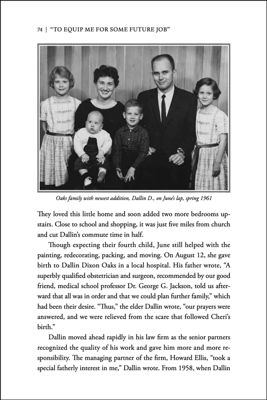 In the Hands of the Lord The Life of Dallin H. Oaks (Hardcover)
