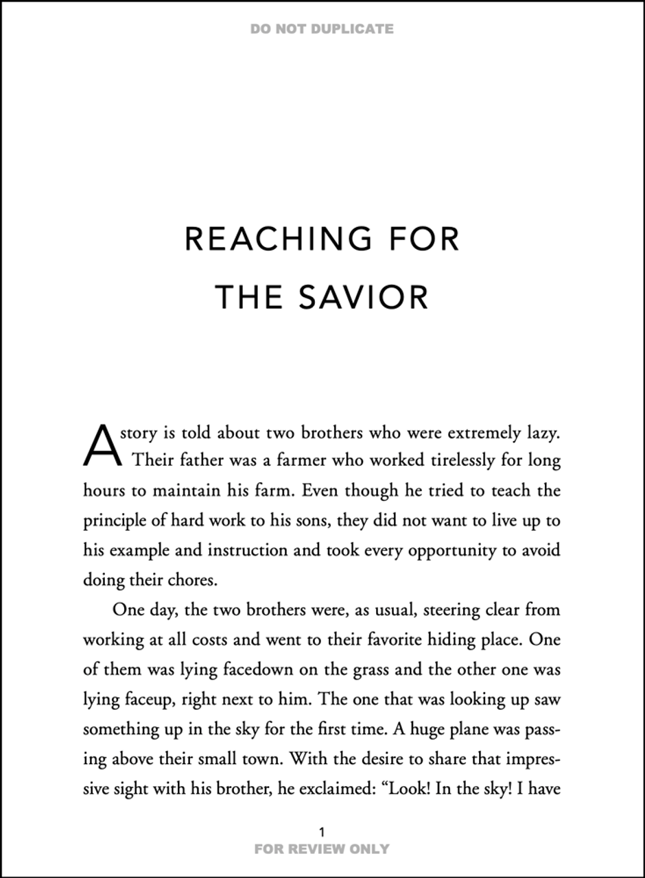 Reaching for the Savior (Hardcover)