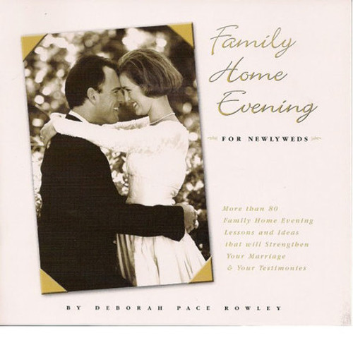 Family Home Evening for Newlyweds (Paperback)
