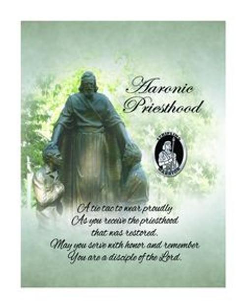 Aaronic Priesthood Tie Pin