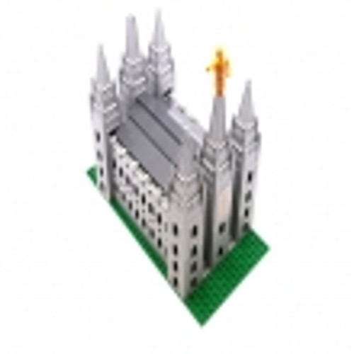 Brick Set - Small Salt Lake Temple*