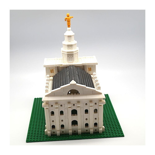 Brick Set - Nauvoo Temple*