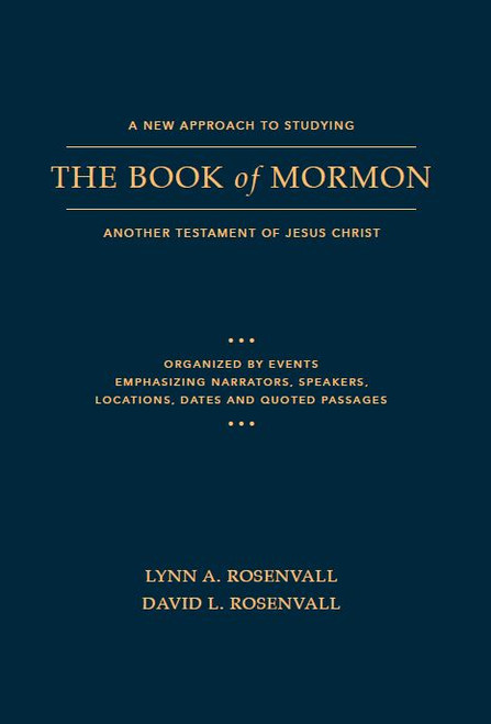 A New Approach to Studying the Book of Mormon *