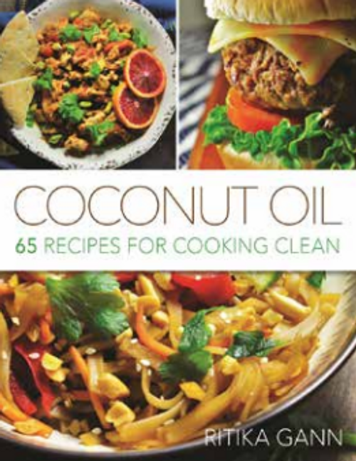 Coconut Oil 65 Recipes for Cooking Clean (Paperback)  *