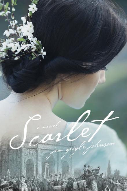 Regency Romance:  Scarlet  (Paperback) *