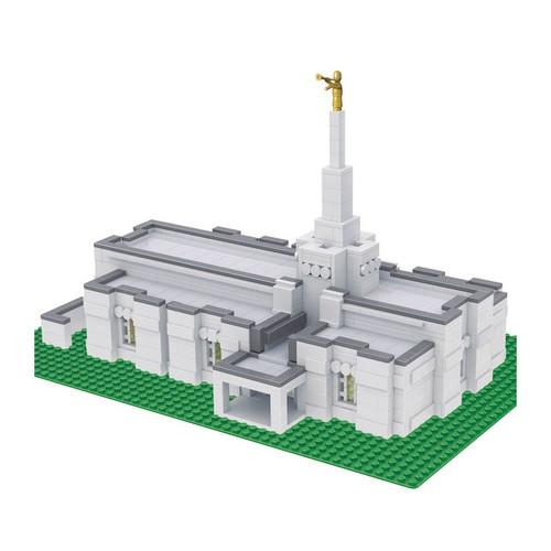 Brick Set - Small Temple Design used for 40+ Temples Including Edmonton, Regina, Halfax