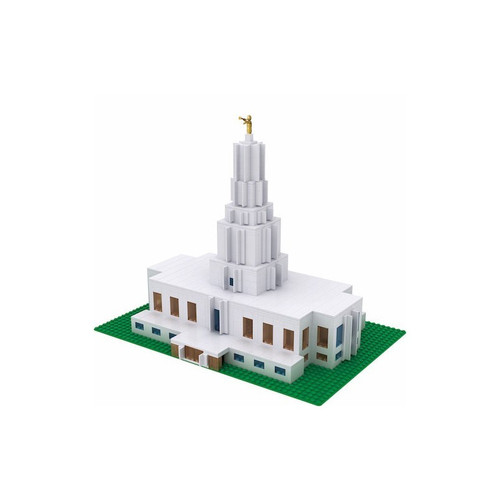 Brick Set - Idaho Falls Temple