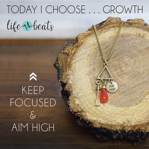 Aim High Necklace
