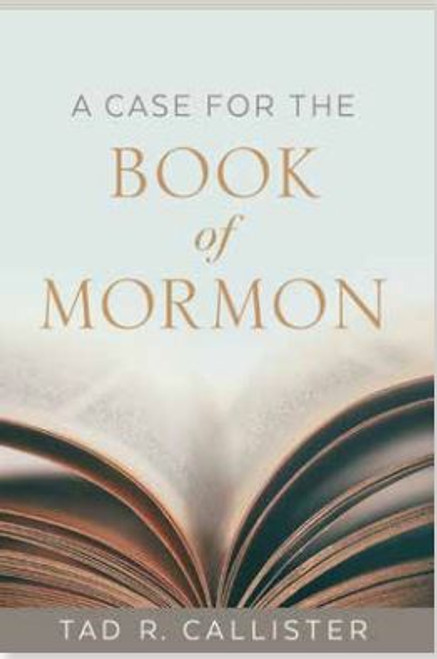 A Case For The Book Of Mormon (Unabridged Audio Book on CD)